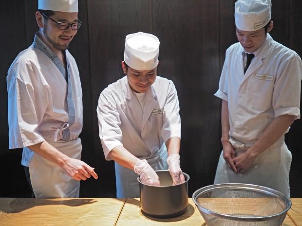 お米の炊き方についても説明していきます